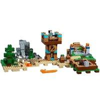 Lego Minecraft 我的世界系列 建造箱子2.0 21135