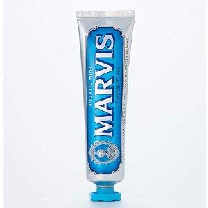 Marvis海洋薄荷牙膏