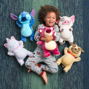 大中小三种尺寸$10起即将截止:迪士尼官网 毛绒玩偶直接减钱,大中小三种尺寸$10起