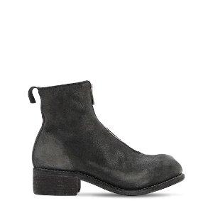 WhittardPL1 拉链短靴