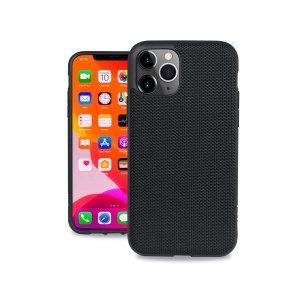 EvuteciPhone 11 Pro Max 尼龙纤维全包手机壳