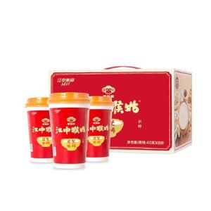 江中猴姑 早餐米稀 6杯礼盒装