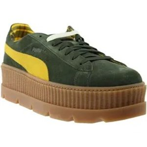 Pumabuy 2 get 1 freeFenty by Rihanna Suede Cleated Creeper