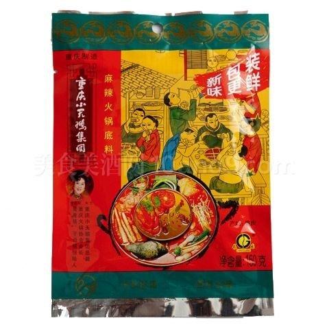 (小袋)重庆小天鹅火锅底料 麻辣味