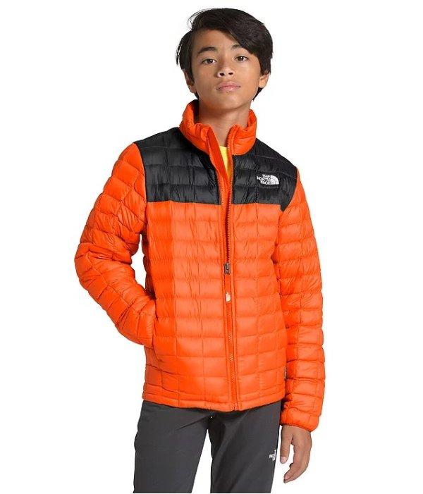 男孩 ThermoBall™ 保暖外套
