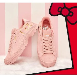 PUMA x Hello Kitty Utility Sneakers