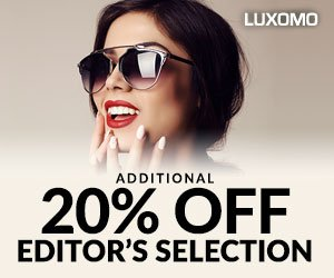 Dealmoon Exclusive! 20% OffTop Styles @ Luxomo