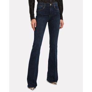 FRAMELe High Flare Jeans