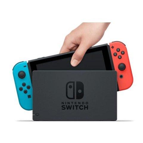 Switch 更新10.0.0版本Switch 日本地区恢复供货 爆款限定机4月下旬出货