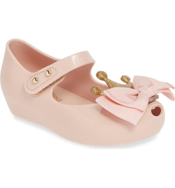 果冻公主鞋