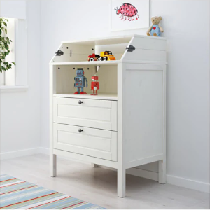 IkeaSUNDVIK Changing table/chest - IKEA