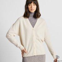 Uniqlo 3D针织 纯羊毛开衫