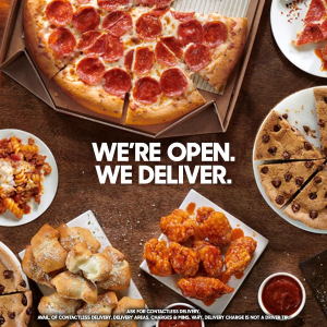 $9.99 + Available for DeliveryPizza Hut Large Pizza Up to 3 Toppings