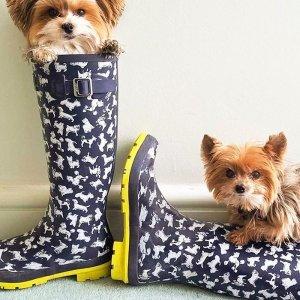 全场7.5折  £7收狗狗马克杯Joules 男女款服饰、雨靴、狗狗茶杯热卖,英式复古小清新