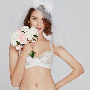 $19.99起 精致新娘必败清单Eve's Temptation 婚礼季白色内衣专场 高雅又浪漫