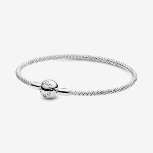 Pandora1条手链+2颗串珠=€99!Moments 裸链