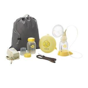 8折Medela 电动吸奶器套装特卖,给妈妈们多一种选择