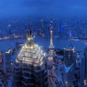 From $319Us Cities To Shanghai RT Airfare
