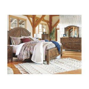需要额外送货费用乡村风格卧室家具King 尺寸五件套