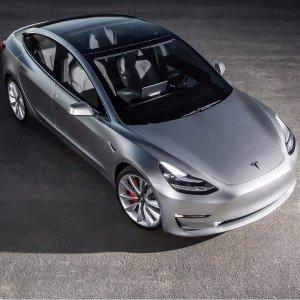 小Tesla量产在即平价入门级Tesla Model 3 7月开造 预计产量每周5000辆