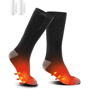 $39.99(原价$69.99)2021来啦:Ejoy 电加热长袜 冬日取暖神器 jio凉小伙伴速速码住