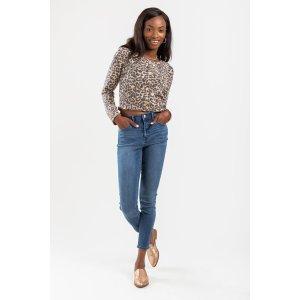 Francesca's牛仔裤