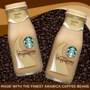 星冰乐咖啡饮料 香草口味 9.5oz 15瓶