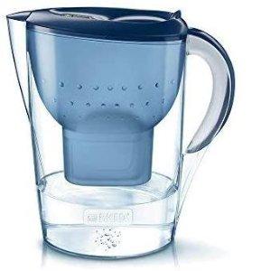 经济实惠套装+3个滤嘴BRITA 净水壶王者品牌 健康喝水 喝的水有点甜 健康安全美观