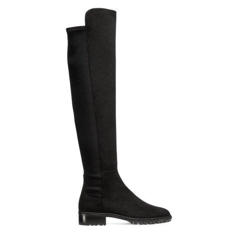 5050CITY 麂皮过膝靴