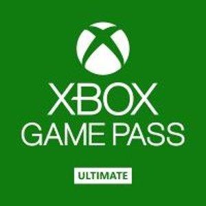 白菜价:Xbox Game Pass Ultimate 三个月终极通行证