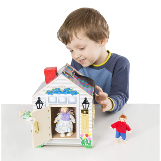 As Low As $15.99Amazon Select Melissa & Doug Dollhouse Sale