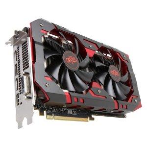 $169.99无税 送AMD游戏礼包史低价:Powercolor 迪兰红魔 Radeon RX 580 8GB GDDR5 显卡