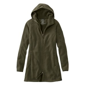L.L.BeanWomen's L.L.Bean Sweater Fleece Coat