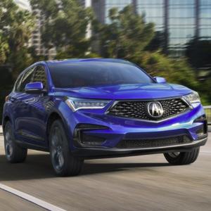 更大更酷更好看全新 2019 Acura RDX