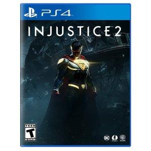 WB Games Injustice 2 Playstation 4 Standard Edition