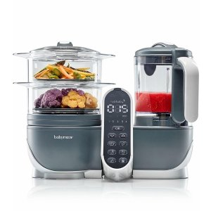BabymoovDuo Meal Station 5-in-1 Food Processor