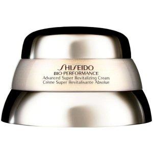 Shiseido满$150送价值$50积分百优面霜