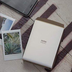 $79.99 免税包邮 再送两包相纸补货:Fujifilm INSTAX SHARE SP-2 便携照片打印机