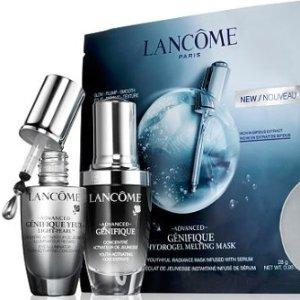 收Lancome套装 换购价值$442礼包上新:Macys.com官网 多品牌护肤美妆套装热卖