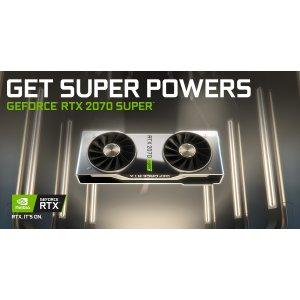 NvidiaGeForce RTX 2070 Super FE