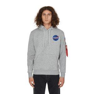 Alpha IndustriesSpace Shuttle Hooded Sweatshirt