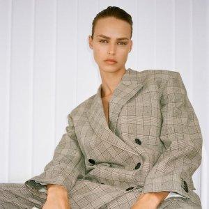 3折起  £133收奶油色开衫Isabel Marant Étoile 折扣区清仓价 法式轻奢连衣裙、针织开衫参与