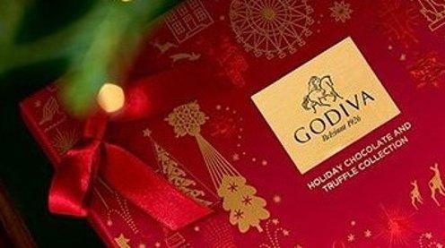 新春好礼清单!Godiva礼盒$17+免邮!