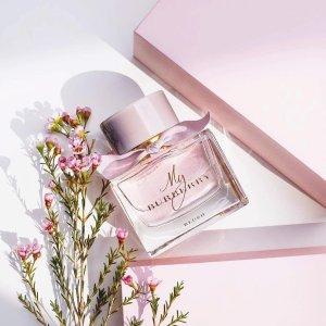 线上低至6折+额外85折 £34收London女香Burberry香氛系列热促 寻觅你的英伦气息