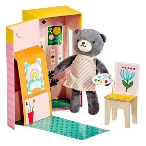 小熊画画玩具