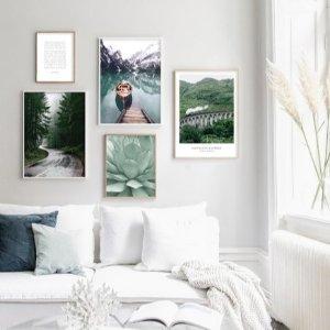 低至4折 $2.73收极简墙画AliExpress 精选墙饰热卖  简约又大方 搭出北欧风
