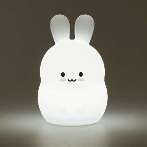 Lumi Pets Bunny Night Light + Reviews   Crate and Barrel