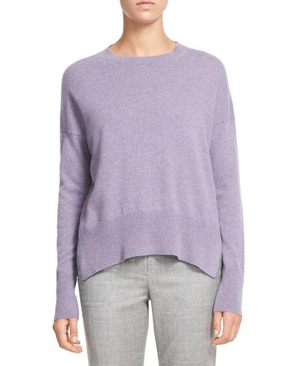 Karenia 香芋紫羊绒衫