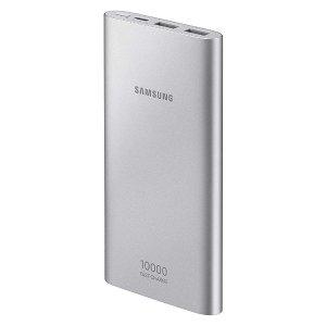 $15.99Samsung 10,000 mAh USB-C Battery Pack, Silver