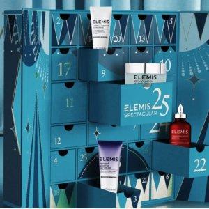 变相4.3折 售价€220Elemis 2020圣诞日历惊喜上市 英国国宝级护肤总价值约€510